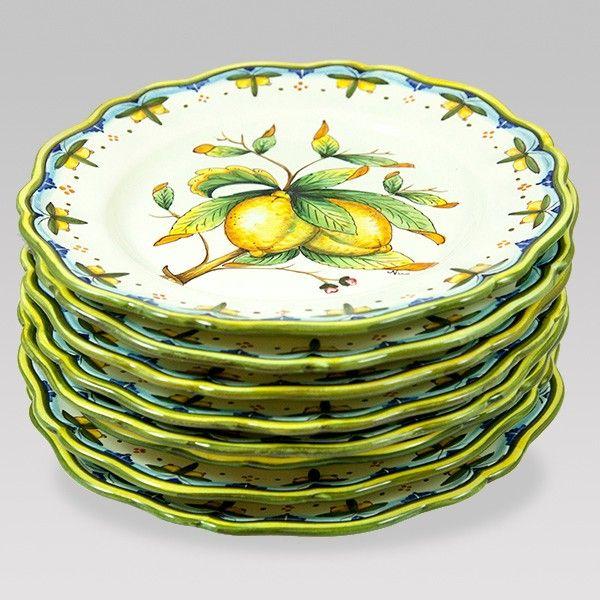 •(★)• Salad Plates