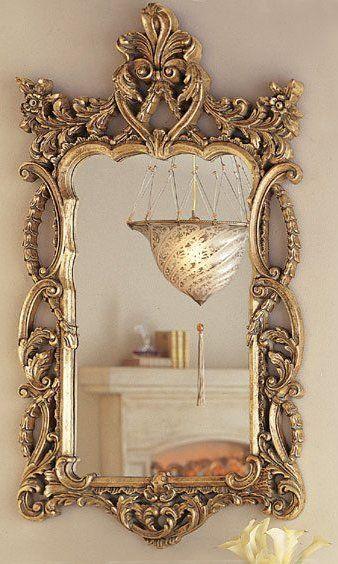 Luxurious Mirror