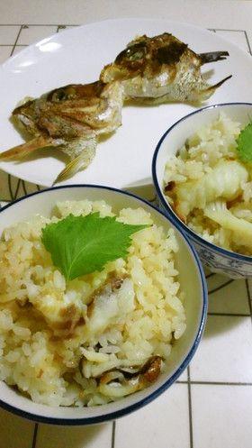 鯛めし by みーたん船長 [クックパッド] 簡単おいしいみんなのレシピが ...