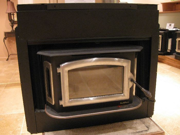 Buck 18 Insert for Prefab Fireplaces
