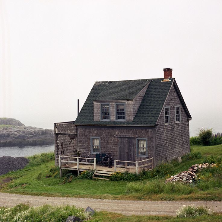 jonathan levitt: Cabin, Dreams Home, Dreams Houses, Rustic Houses, Little Houses, Little Cottages, The Sea, Cottages Home, Monhegan Islands