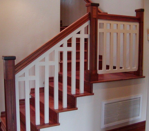 Beautiful Interior Staircase Ideas And Newel Post Designs: 25 Best Railing, Spindles And Newel Posts For Stairs