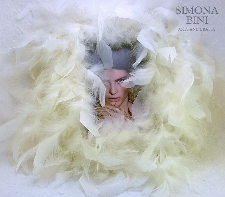 Oltre 25 fantastiche idee su cornici bianche su pinterest for Sassi decorativi ikea