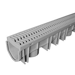 Best 25 trench drain ideas on pinterest linear drain for French drain collection box