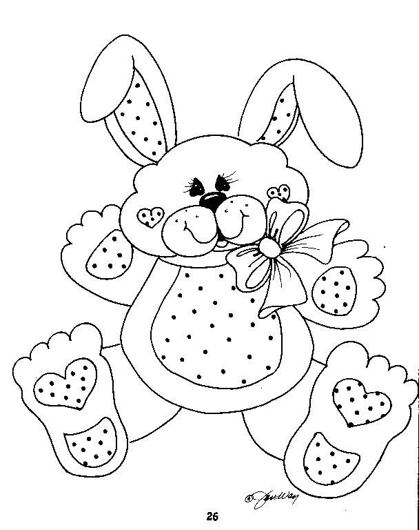 1000  images about bunny embroidery patterns on pinterest