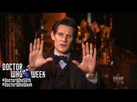 MATT SMITH & DAVID TENNANT Perform Lines From Hollywood Movies - DOCTOR WHO on BBC AMERICA - YouTube