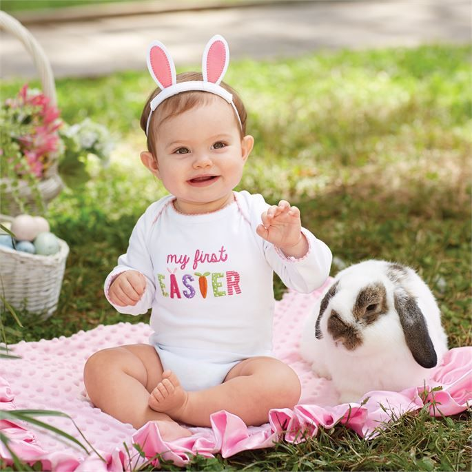 160 best easter images on pinterest mud pie bunnies and easter mudpie preserve jar easter crawler headband set negle Choice Image