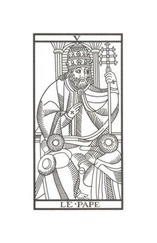 El Papa Tarot de Marsella de Jodowrosky