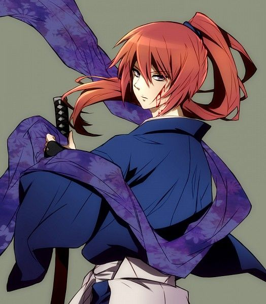 330 Best Images About Rurouni Kenshin On Pinterest