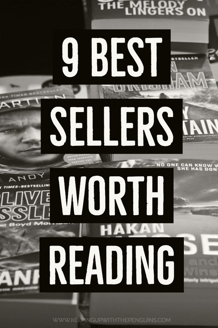 9 Best Seller Books Worth Reading With Images Books Worth