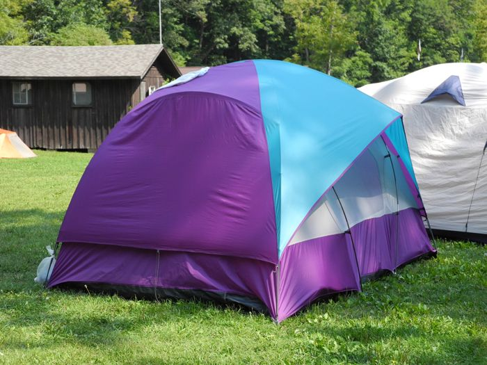 Purple Tent & Expedition 100 Team Colors 10 Ft. X 10 Ft ...