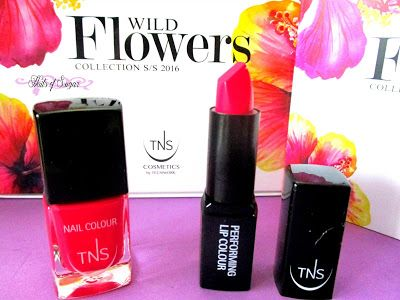Capsule Collection: Wild Flowers   Nails of sugar