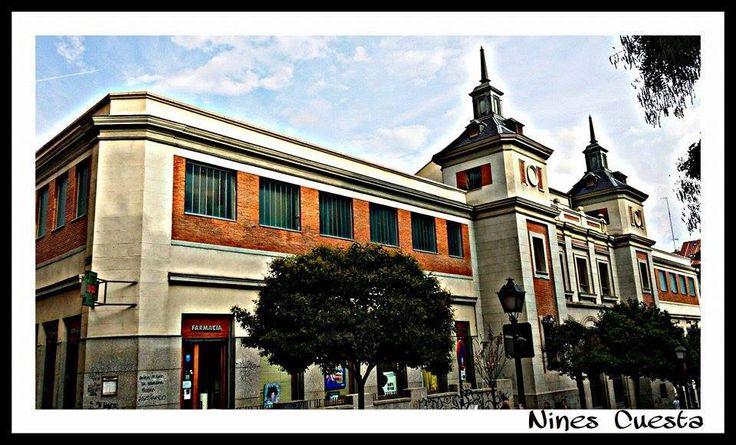 Mercado de San Fernando
