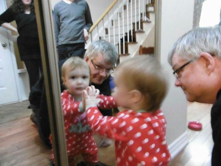 Natalie & Grandpa ( Guy)