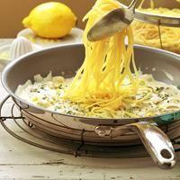 Zitronennudeln