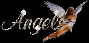 Angel »Glitter Graphics for MySpace, Hi5, Orkut - GlitterGraphicsNow.com