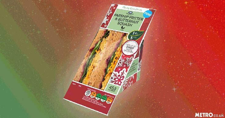 This year, there are even more vegan Christmas sandwich options than ever before from mainstream retailers