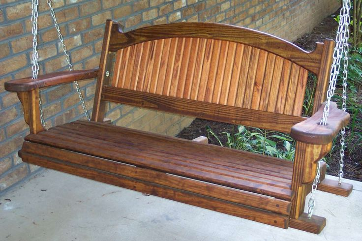 Natural Modern Porch Swings ~ http://www.lookmyhomes.com/modern-porch-swings-ideas/