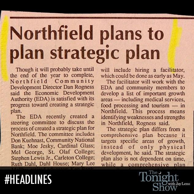 Sounds like a good plan. #Headlines