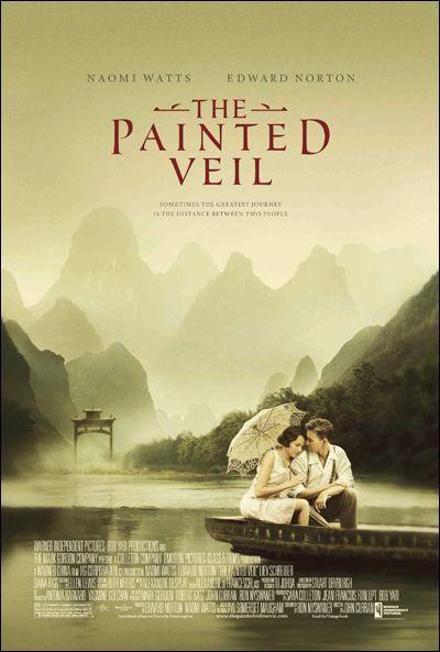 El velo pintado - Filmaffinity