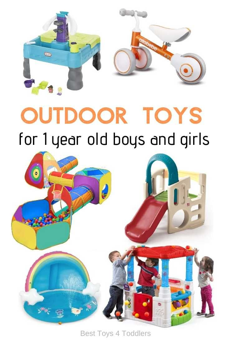 Top 10 Outdoor Toys For 1 Year Olds Toys For 1 Year Old Outdoor Toys For Boys Outdoor Toys For Kids