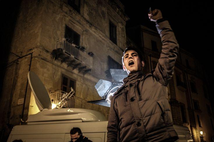 #NOISIAMOALTRO | #AgrigentoManifesta | by © NUCCIO ZICARI, All Right Reserved.