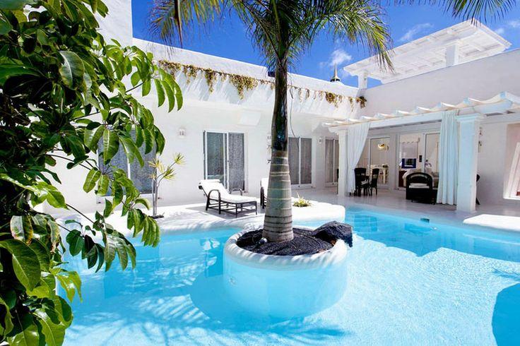 Bahía Azul Villas Club A Boutique Hotel In Fuerteventura Little Beautiful Pinterest And Bahia
