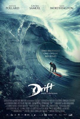 A nice and simple composite nicely executed -  Drift Movie Poster - thanks to http://drift-movie-trailer.blogspot.com.au