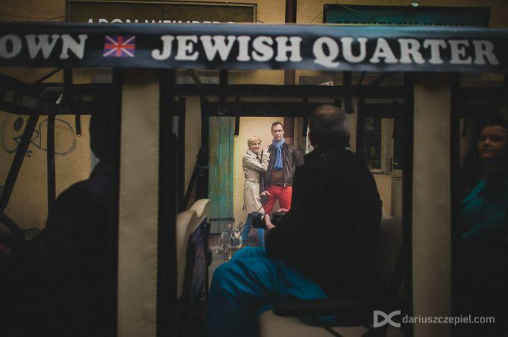 Sightseeing Krakow - Couples Photography / Zwiedzając Kraków - Sesja dla par   http://dariuszczepiel.com