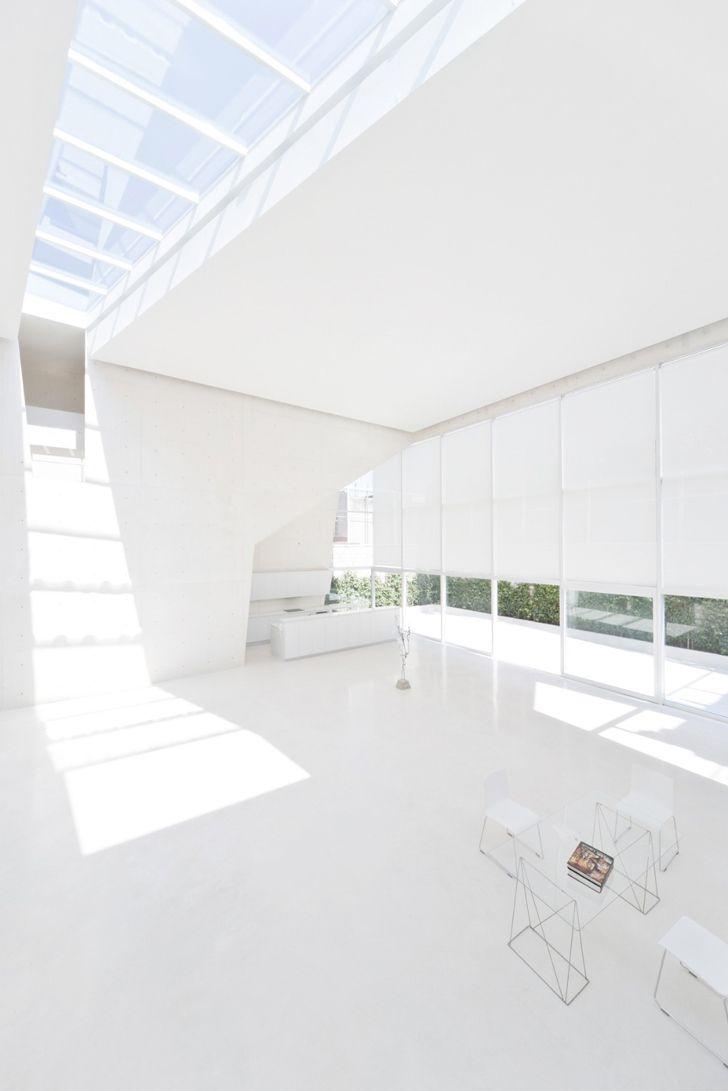 Explanada Studio And Gallery By Tatiana Bilbao At White Roomswhite