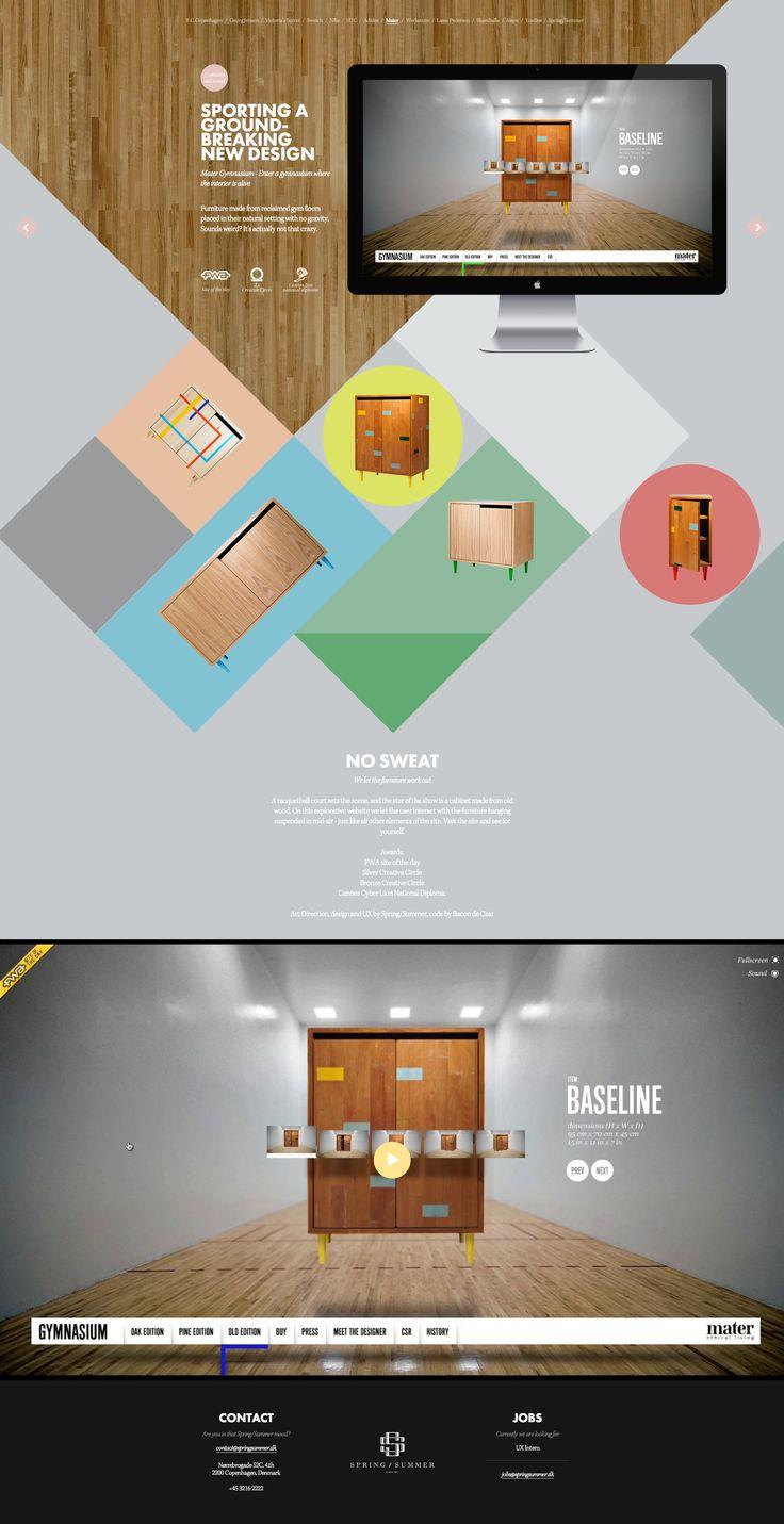 Mater Gymnasium - Spring/Summer case - www.springsummer.dk