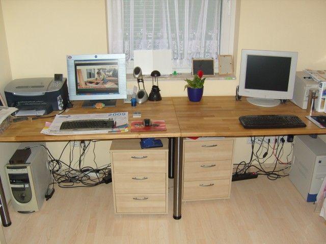 Schreibtisch holz selber bauen  Die besten 25+ Schreibtisch selbst bauen Ideen auf Pinterest ...