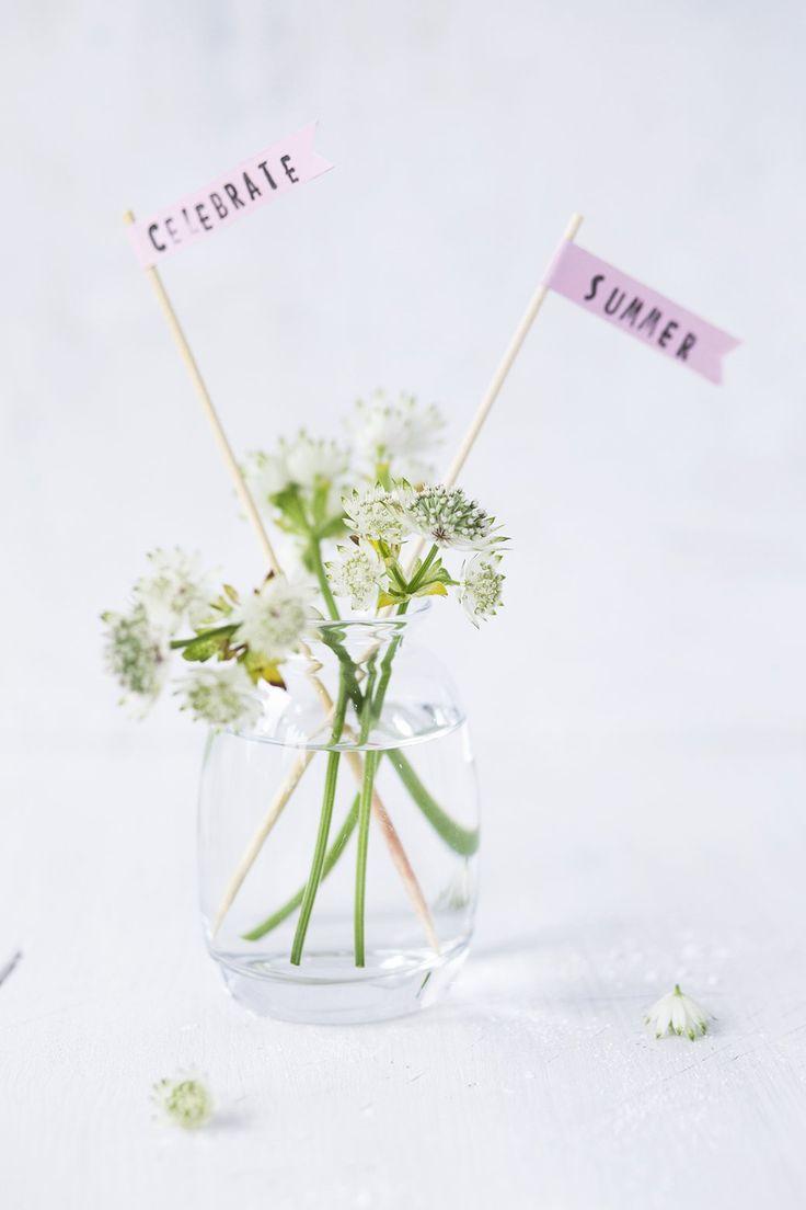 Recipe For Strawberry Cakes in Glasses - decor8