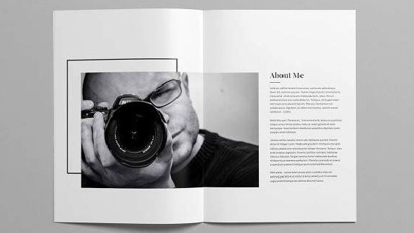 Photography Portfolio Template 2636618 INDD, PDF, All Files