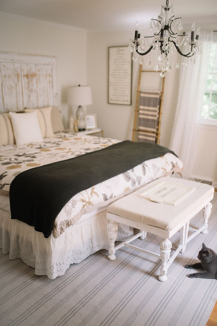 273 best Home Bedroom Inspiration images on Pinterest Guest - farmhouse bedroom ideas