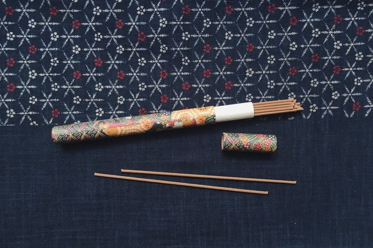 Frankincense ~ Japanese Incense, small roll