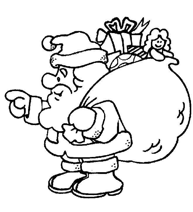 25 unique Santa coloring pages ideas on Pinterest  Christmas