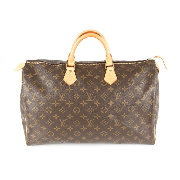 Louis Vuitton Speedy 40 (Authentic Pre-Owned)
