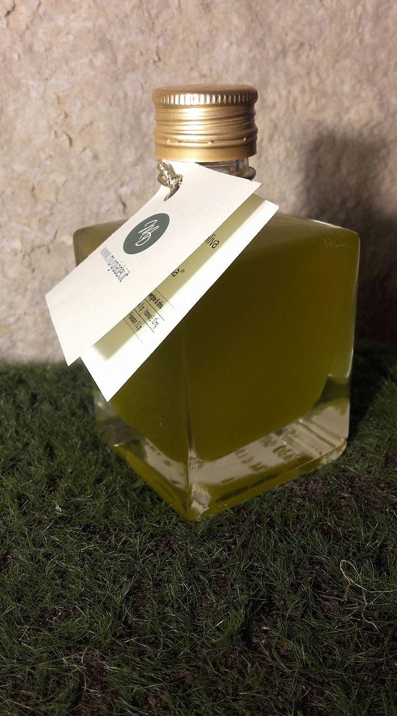 Segna posto bottiglietta di olio extravergine di oliva pugliese. #olioevo #puglia #weddingfavor