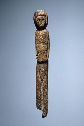 Russian Venus figurine 21- 17 BC, present at State Hermitage Museum,Russia