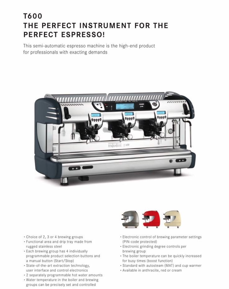 Read More about FRANKE COFFEESYSTEMS Product overview https://lnkd.in/g4tUCvb www.solino.gr
