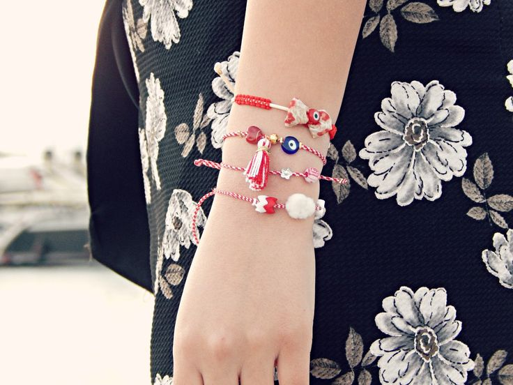 Handmade Βracelets + Giveaway - Study About Fashion