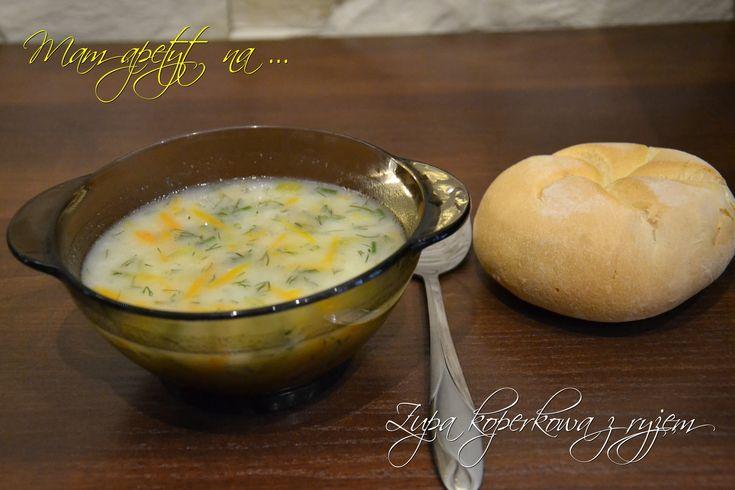 Z racji, że nie za bardzo przepadam za koperkiem to takiej zupy nigdy nie gotowałam. Może jadłam jak byłam mała, ale na pewno jeżeli jadłam to koper był wyławiany i odkładany z boku talerza. Tę sam…