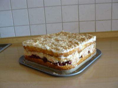 Торт «Фрида» : Торты, пирожные