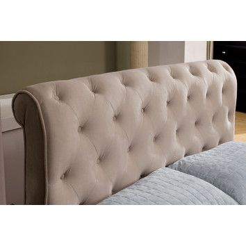 Hokku Designs Concord Upholstered Headboard