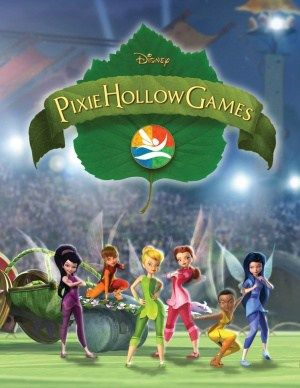Pixie Hallow Games Party Printables and Activities