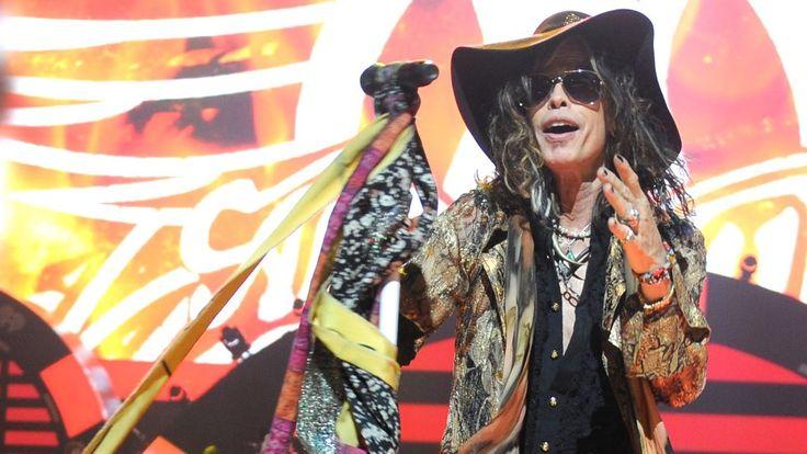 Aerosmith LIVE at Whisky A Go Go