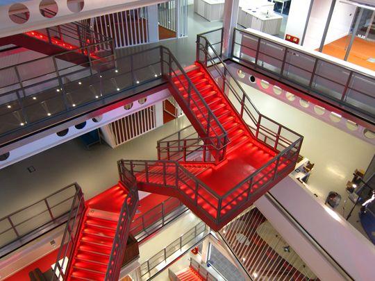 Speirs + Major  –  Macquarie Group Headquarters