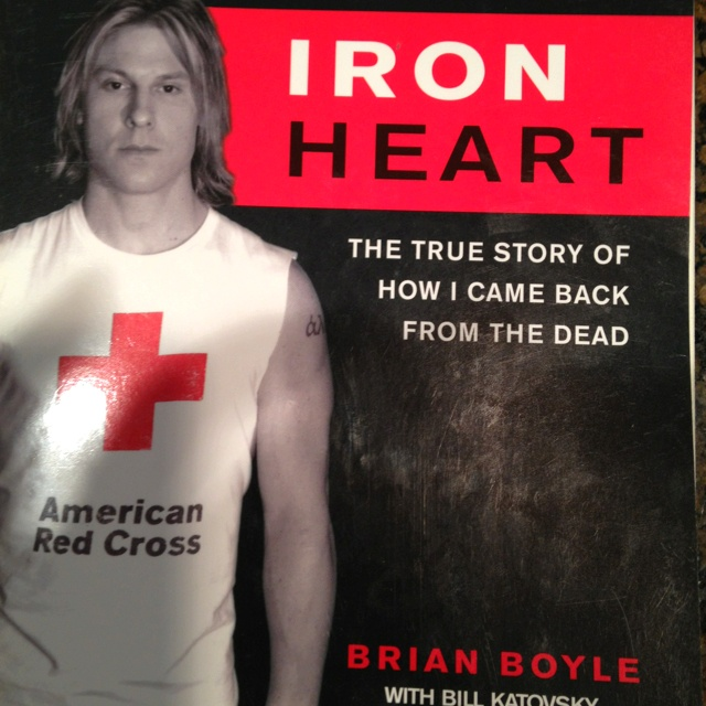 I purchased this book on Amazon for my 14 yr old son who may be facing a below the knee amputation as a result of life threatening injuries suffered in an ATV accident 8 months ago. :( Logan hasn't put it down! It's about a teenager who was in a near fatal car accident as a teen and his story of how he fought to stay alive, overcome his fears and depression and is now a world class Iron Man Triathlete and successful entrepreneur! It's helping my son to see he's not alone, and he will…