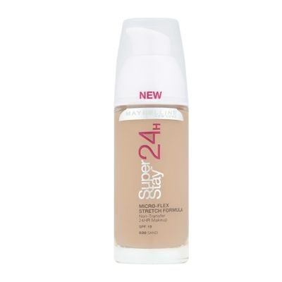 Maybelline New York Superstay 24h Foundation SPF 19 30ml